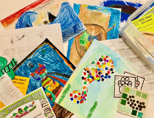 Home Organizing: Summer is the Best Time for Organizing School Papers