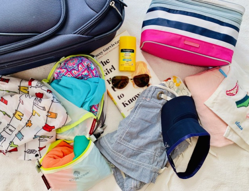 9 Packing Tips for an Organized Summer Vacation